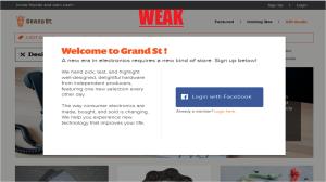 Grand St - WEAK
